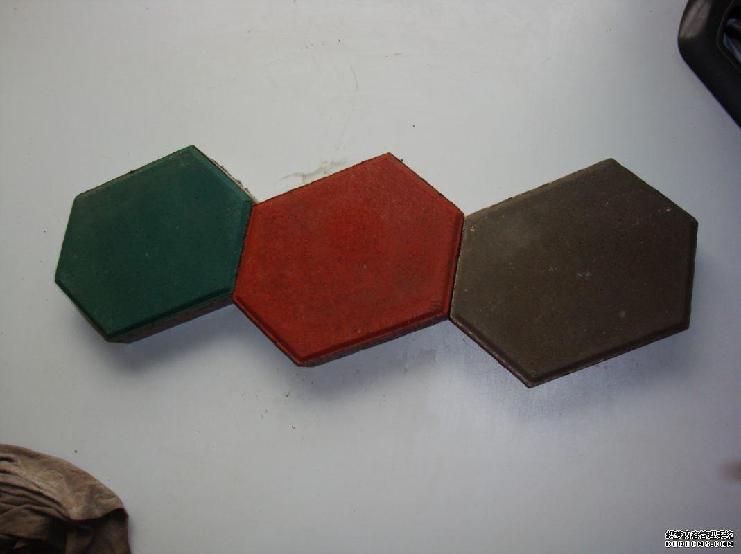 六角砖|小六角砖|小护坡砖-博世水泥制品-博世护坡砖